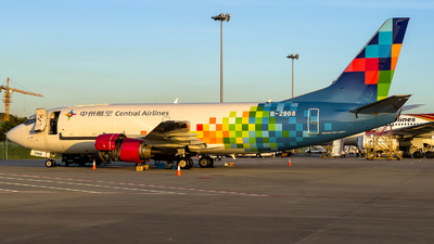 B-2908 - Boeing 737-341(SF) - Central Airlines [China]