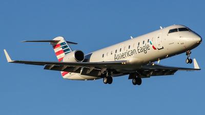 N466AW - Bombardier CRJ-200ER - American Eagle (Air Wisconsin)