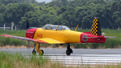 3412 - Nanchang PT-6A - Bangladesh - Air Force