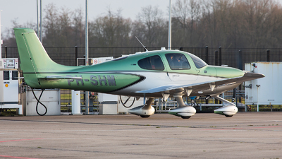PH-SHM - Cirrus SR22T-GTS G6 Platinum - Private