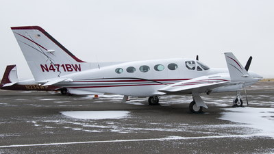 A picture of N471BW - Cessna 421C Golden Eagle - [421C0640] - © David Lee