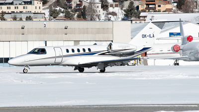 OK-ILA - Cessna 525 Citation CJ4 - Private