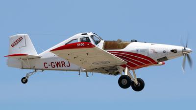 C-GWRJ - Thrush Aircraft S2R-H80 - Prairie Dusters