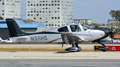 N35HS - Cirrus SR22 - Private
