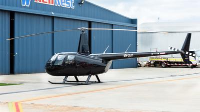 VH-SJX - Robinson R44 Raven II - Heliwest