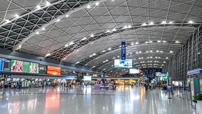 ZUUU - Airport - Terminal