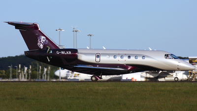 G-WLKR - Embraer EMB-550 Legacy 500 - Private