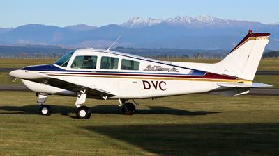 ZK-DVC - Beechcraft C23 Sundowner - Abel Tasman Air