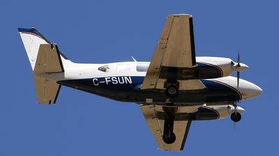 A picture of CFSUN - Piper PA31 - [31750] - © Tomás Cubero Maingot - SJO Spotter
