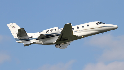 YU-SPB - Cessna 560XL Citation XLS - Prince Aviation