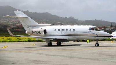 G-KLNE - Raytheon Hawker 900XP - Saxon Air