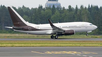 9H-BBJ - Boeing 737-7BC(BBJ) - Privajet