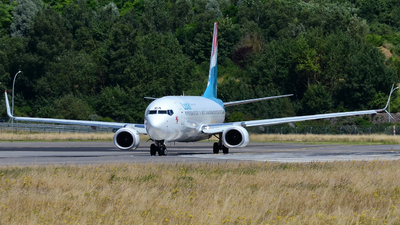 LX-LBA - Boeing 737-8C9 - Luxair - Luxembourg Airlines