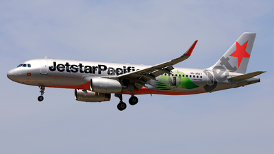 VN-A567 - Airbus A320-232 - Jetstar Pacific Airlines