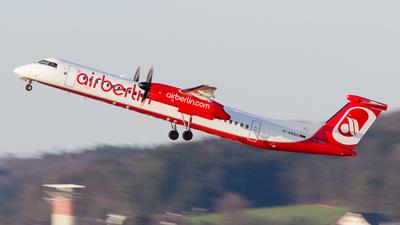 D-ABQS - Bombardier Dash 8-Q402 - Air Berlin (LGW Luftfahrtgesellschaft Walter)