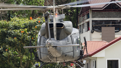 6699 - Bell 412EP - Philippines - Air Force