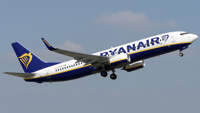 EI-FTW - Boeing 737-8AS - Ryanair