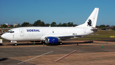 PR-SDF - Boeing 737-3H6(SF) - Sideral Air Cargo