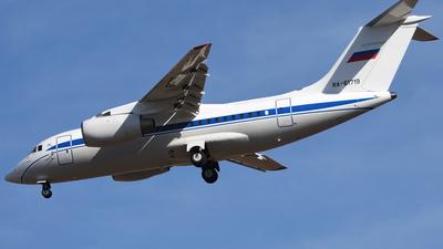 RA-61719 - Antonov An-148-100EA - Russia - Federal Security Service