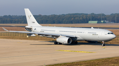 T-054 - Airbus A330-243(MRTT) - Netherlands - Royal Air Force