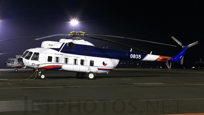 0835 - Mil Mi-8PS Hip - Czech Republic - Air Force