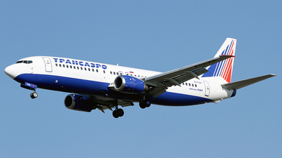 EI-CXK - Boeing 737-4S3 - Transaero Airlines