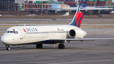 N992AT - Boeing 717-2BD - Delta Air Lines