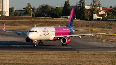 HA-LXW - Airbus A321-231 - Wizz Air