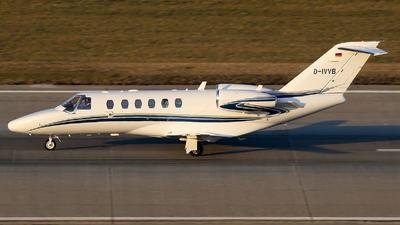 D-IVVB - Cessna 525A CitationJet 2 Plus - Atlas Air Service