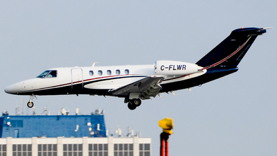 A picture of CFLWR - Cessna 525C CitationJet CJ4 - Chrono Aviation - © Aaron Miles