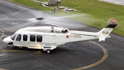 I-CDDL - Agusta-Westland AW-139 - Consorzio Elicotteri Fininvest