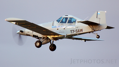 T7-SAW - Air Tractor AT-402B - Global Geo Survey