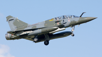 677 - Dassault Mirage 2000D - France - Air Force