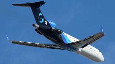 N794AJ - Boeing 727-227(Adv)(F) - Zero-G