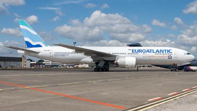 A picture of CSTFM - Boeing 777212(ER) - EuroAtlantic Airways - © Viktor László - Budapest Aviation Photography