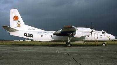 CU-T110 - Antonov An-26 - Aerocaribbean