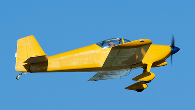 N96FS - Vans RV-6 - Private