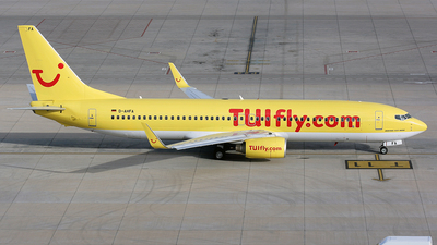 D-AHFA - Boeing 737-8K5 - TUIfly