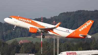 OE-ING - Airbus A320-214 - easyJet Europe