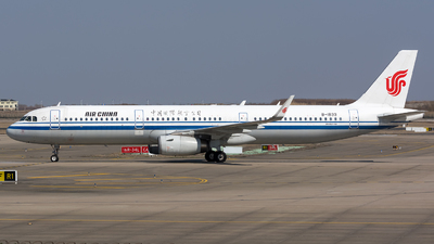 B-1833 - Airbus A321-232 - Air China