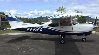 PP-DPD - Cessna 210N Centurion II - Paramazonia Táxi Aéreo