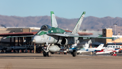 164045 - McDonnell Douglas F-18C Hornet - United States - US Marine Corps (USMC)