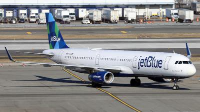 N997JL - Airbus A321-231 - jetBlue Airways
