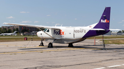 N994FX - Cessna 208B Super Cargomaster - FedEx Feeder (Wiggins Airways)