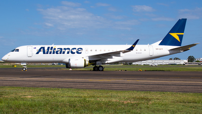 VH-UYY - Embraer 190-100IGW - Alliance Airlines