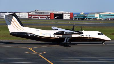 C-GNCF - Bombardier Dash 8-311 - Provincial Airlines