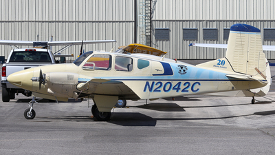 N2042C - Beechcraft 95-A55 Baron - Private