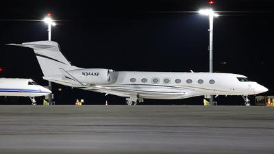 N344AP - Gulfstream G650ER - Private