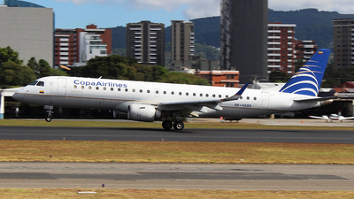 HK-4599 - Embraer 190-100LR - Copa Airlines Colombia
