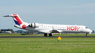F-GRZF - Bombardier CRJ-701 - HOP! for Air France